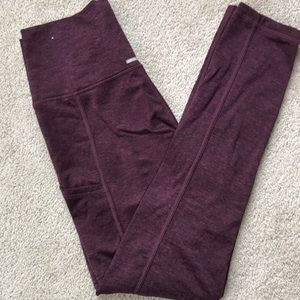 Aerie Chill Play Move Athletic Workout Leggings